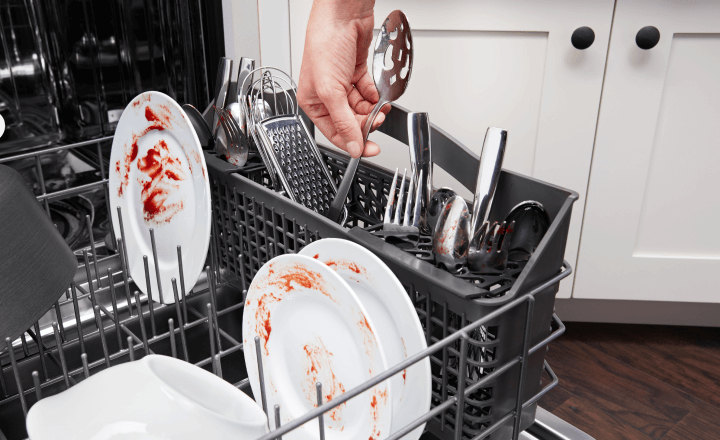 HOW TO LOAD A DISHWASHER FOR BEST CLEANING
