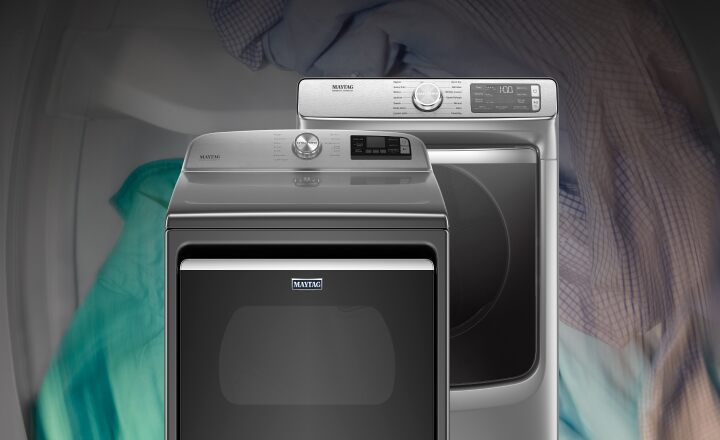 Find the Best Maytag® Dryer for You