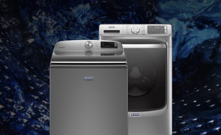 Find the Best Maytag® Washing Machine for You