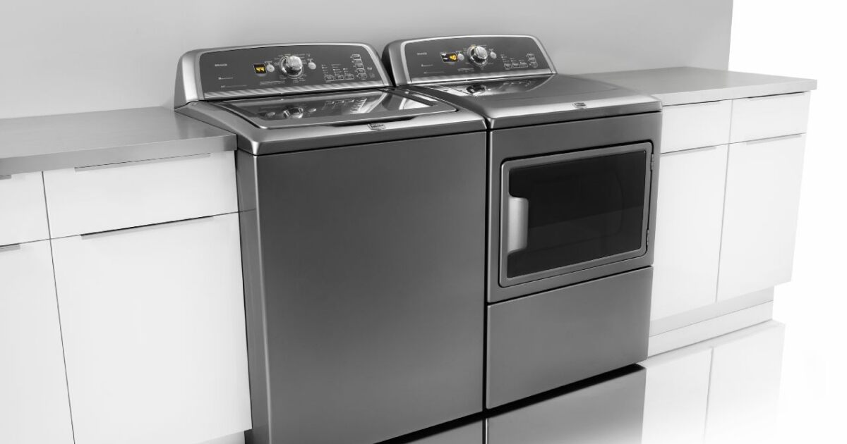 bravos washer and dryer set