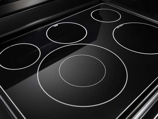 Shatter Resistant Cooktop