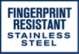 Finger print resistant for maytag-ca