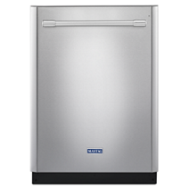 Maytag® 24-Inch Wide Top Control Dishwasher with PowerDry Option