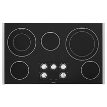 36-inch Electric Cooktop with Two Dual-Choice™ Elements
