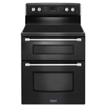 Gemini® Double Oven Electric Stove with EvenAir™ Convection – 6.7 total cu. ft.