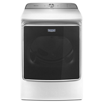 Top Load Dryer with the PowerDry System and Extra Moisture Sensor – 9.2 cu. ft