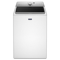 6.1 cu. ft. Extra Large Capacity Top Load Washer with SmoothClose™ lid
