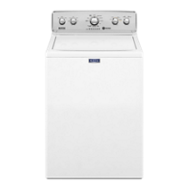 Top Load Washer with the Deep Water Wash Option and PowerWash® Cycle – 4.9 cu. ft. I.E.C.