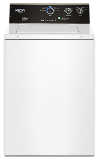 how to clean maytag washer agitator