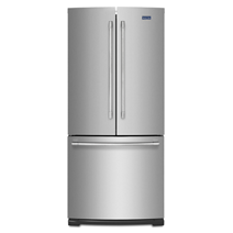 19.6 cu ft French Door Refrigerator with Strongbox™ Door Bins